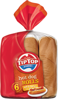 Tip Top Foodservice Tip Top Hotdog 6 Pack