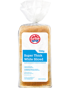 Super Thick White Sliced - Frozen