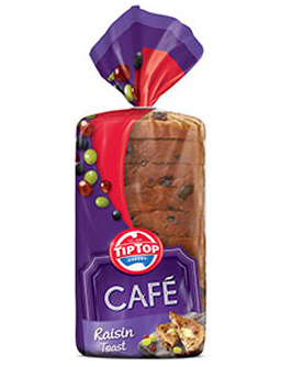 Café Raisin Toast