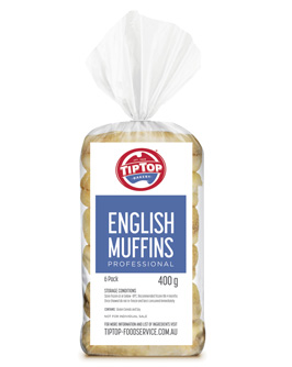 English Muffins - Frozen