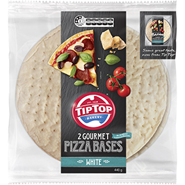 Pizza Bases Gourmet Thin 2 Pack - Fresh