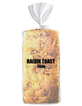 Generic Raisin Toast
