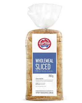 Wholemeal Sliced - Frozen
