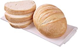 Medium Cob Loaf White